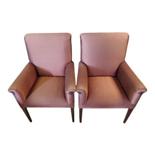 Baker Armchairs - a Pair For Sale