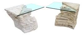 Image of Brutalist Side Tables