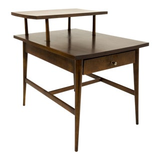 Vintage Mid-Century Paul McCobb for Planner Group Side Table For Sale