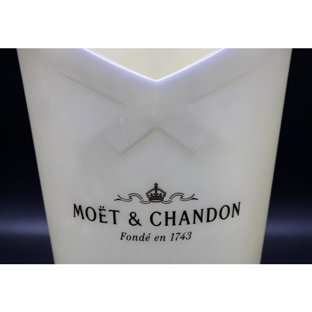 Vintage Moet and Chandon French Champagne Bucket For Sale - Image 11 of 12
