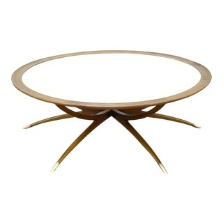Danish Modern Spider Legs Table