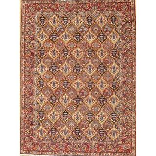 "Pasargad Bakhtiari Wool Rug - 10'1"" X 13'6"" For Sale"