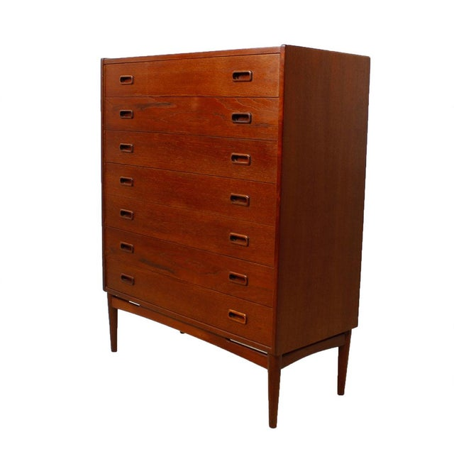 Mogens Kold Danish Modern Teak Dresser For Sale