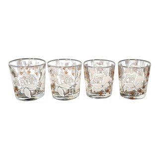 20th Century Boho Chic Barware Glasses - Set of 4 For Sale