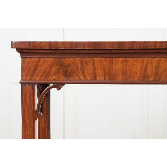 Dutch 18th Century Mahogany and Walnut Server For Sale - Image 10 of 13