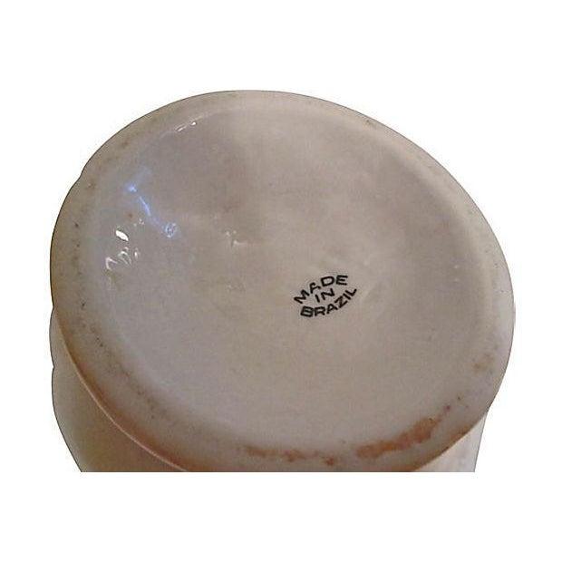 Large Brazilian Lusterware Handled Vase - Image 7 of 7