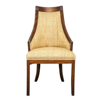 Neoclassical Style Side Chair For Sale
