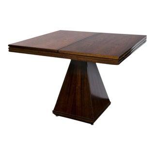 Italian Minimalist Extending Center Table