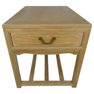 1970s Asian Century Side Table For Sale