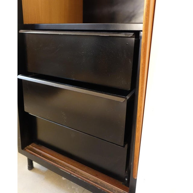 Large Cabinet by Willy Van Der Meeren for Tubax, 1950's Italy - Completely Restored For Sale - Image 6 of 8