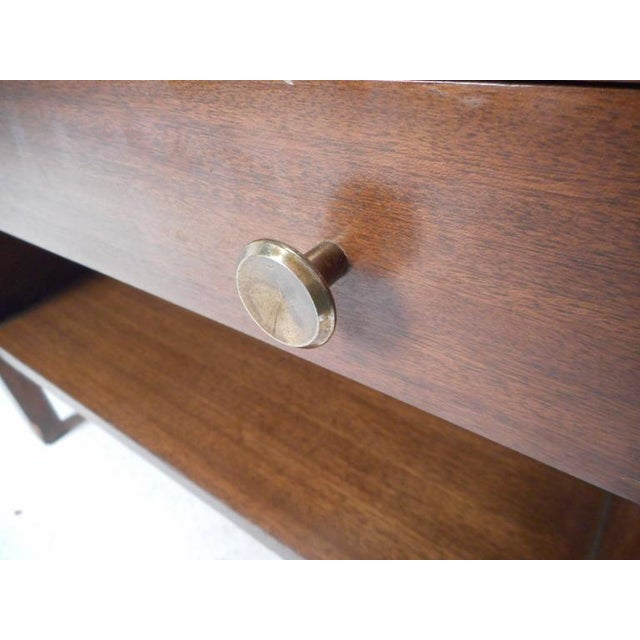 Mid-Century Modern Walnut Coffee Table in the Style of Paul McCobb For Sale - Image 10 of 10