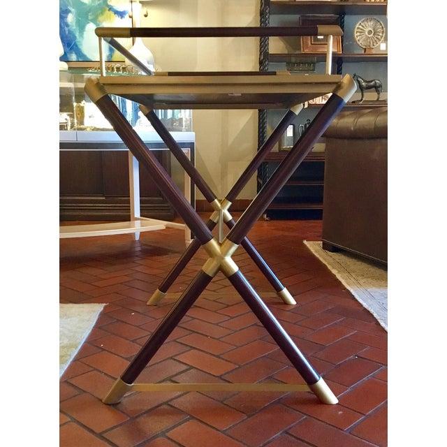 2010s Modern Ferguson Copeland Bar Table For Sale - Image 5 of 7