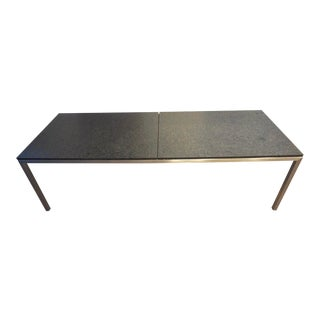 Room & Board Granite Top Portica Dining Room Table For Sale