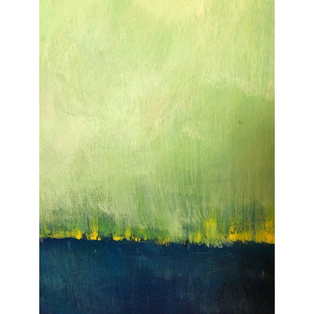 Abstract Julia Contacessi, 'Lucky' For Sale - Image 3 of 4