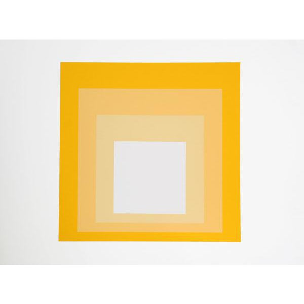 "Josef Albers ""Portfolio 1, Folder 20, Image 1"" Print For Sale"