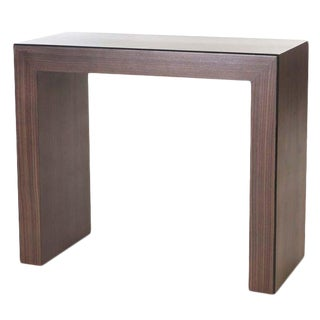 Modern Nash Accent Table For Sale