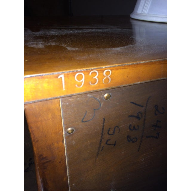 Vintage Marshall Fields Directoire Style Dresser For Sale - Image 7 of 7