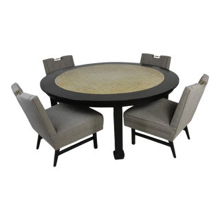 Lounge Dining Set For Sale