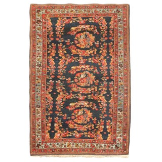 Antique 19th Century Persian Bidjar Rug For Sale