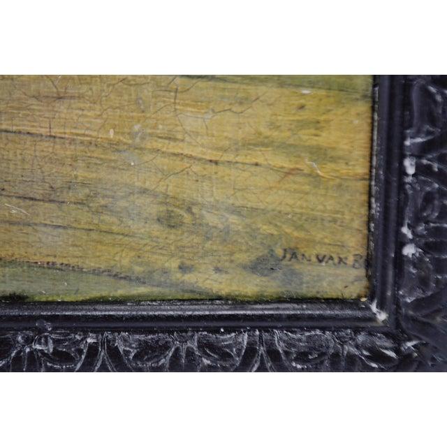 Black Victorian Jan Van Beers Framed Print For Sale - Image 8 of 11