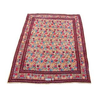 Mashad Persian Floral Rug - 10′ × 13′