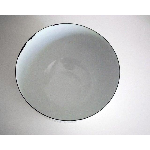 Mid Century Kaj Franck for Finel Enamelware Arabia Bowl For Sale In Saint Louis - Image 6 of 8