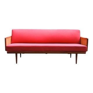 Mid-Century Peter Hvidt Orla Moolgard Danish Sofa For Sale