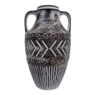 Vintage West German Studio Pottery Vase