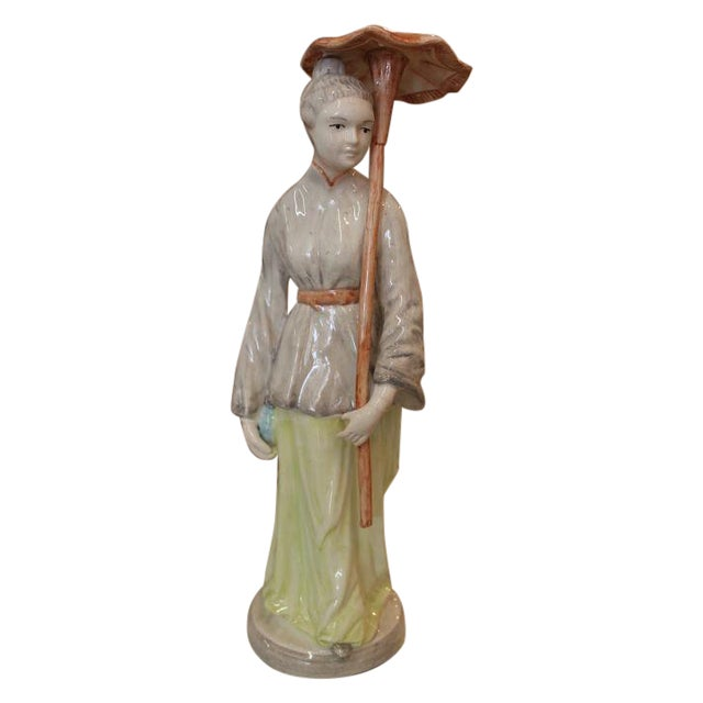 Chinese Woman Transitional Figure - Image 1 of 6