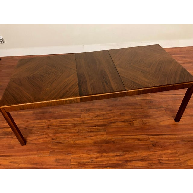 Maurice Villency Expandable Dining Table For Sale In Seattle - Image 6 of 13
