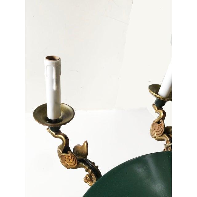 Vintage Huge Eleven-Light 1st French Empire Chandelier For Sale - Image 9 of 10