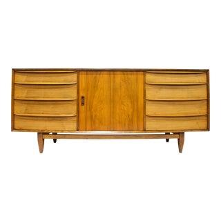 Mid-Century Modern Rosewood Dresser For Sale