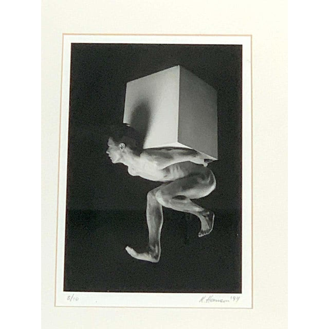 K. Hansen Modern Male Nude Photo, 8 of 10, 1994 For Sale In Atlanta - Image 6 of 8