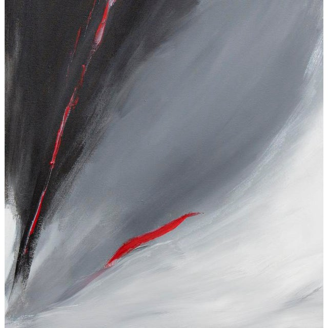 Abstract Dolores Tema, Classic Vogue No. 1 Painting, 2015 For Sale - Image 3 of 5