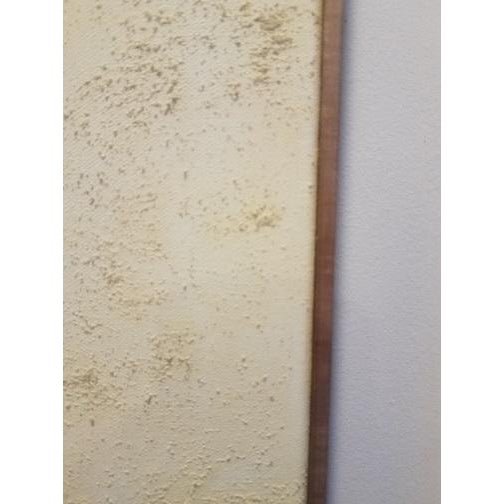"""2010s Original Contemporary """"Sea Glass and Sand"""" Oil Painting by Christine Frisbee For Sale - Image 5 of 8"""