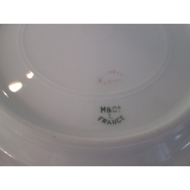 Antique French Limoges Domed Butter Dish - Image 7 of 7