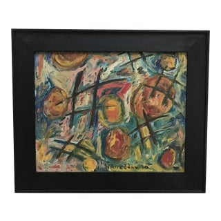 1960 Abstract Painting