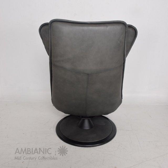 Hjellegjerde Møbler Pair of Contura Zero Gravity Recliner Chair by Modi, Hjellegjerde For Sale - Image 4 of 10