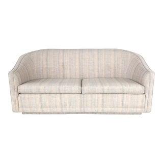 Benjamin Baldwin Gondola Sofa for Larsen Furniture For Sale