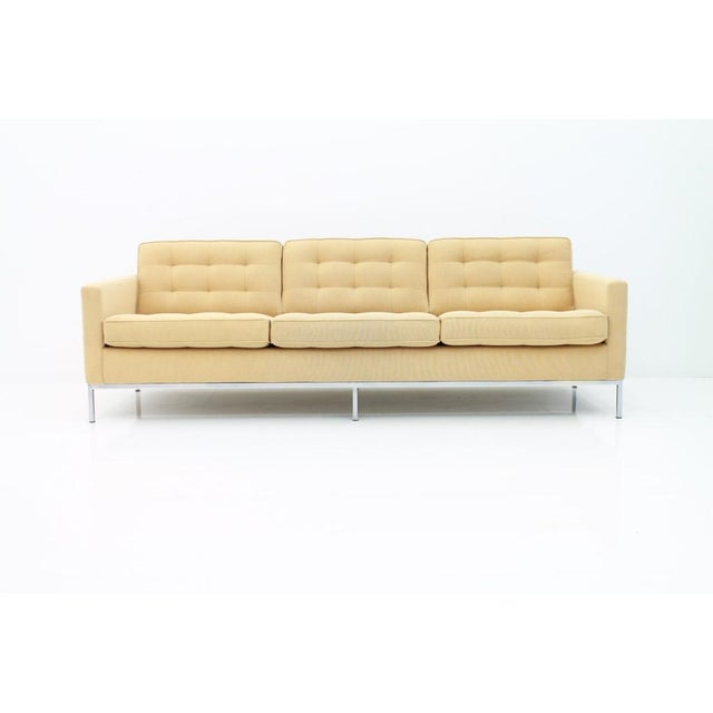 Florence Knoll Sofa for Knoll International For Sale - Image 11 of 11