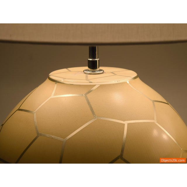 1980s Contemporary Karl Springer Lamps - a Pair For Sale In West Palm - Image 6 of 10
