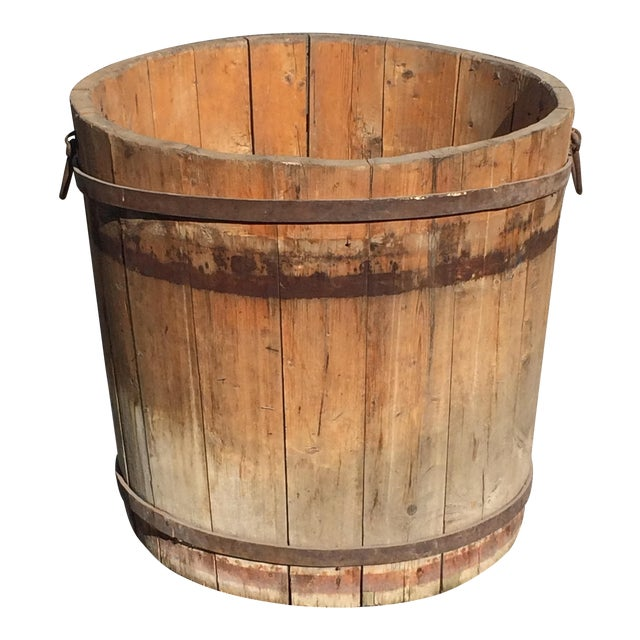 Antique 1890 French Barrel - Image 1 of 4