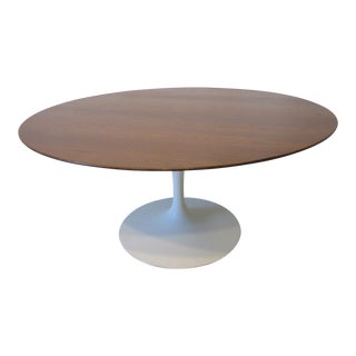 Eero Saarinen Tulip Tea Table for Knoll For Sale