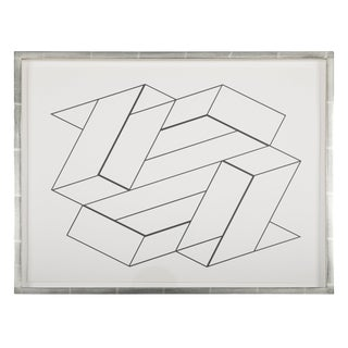 Josef Albers From Formulation: Articulation, Folio II / Folder 21 Print For Sale