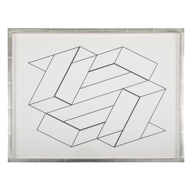 Josef Albers From Formulation: Articulation, Folio II / Folder 21 Print For Sale