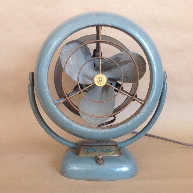 Vintage Vornado Electric Industrial Fan - Image 4 of 8