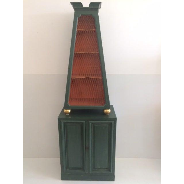 Dunbar Obelisk Form Etagere For Sale - Image 11 of 11