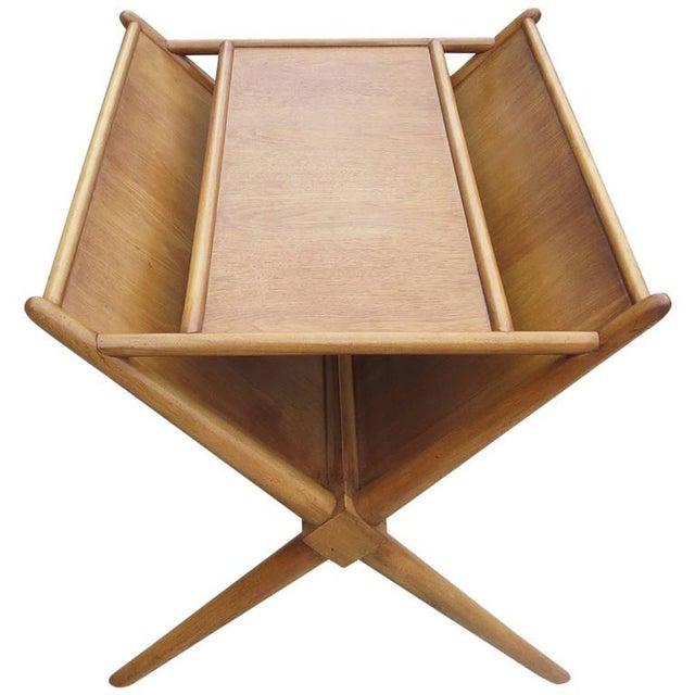 t.h. Robsjohn-Gibbings Magazine Table Widdicomb For Sale