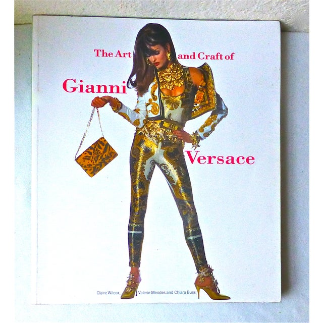 'The Art and Craft of Gianni Versace' Book - Image 2 of 11