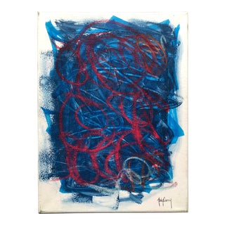 """""""Higher Love"""" Original Abstract Painting by Tony Curry For Sale"""